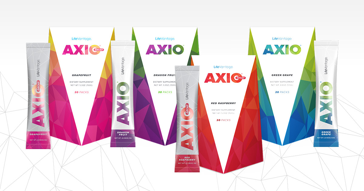 Be Well Axio Energy Brain Power Focus all natural