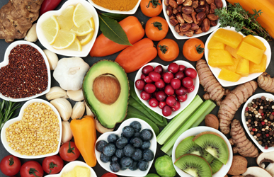 Health Wellness Healthy Eating Recipes and Rubs fresh fruit, vegetables, pulses, herbs, spices, nuts, grains and pulses. High in anthocyanins, antioxidants,smart carbohydrates, omega 3 fatty acids, minerals and vitamins.